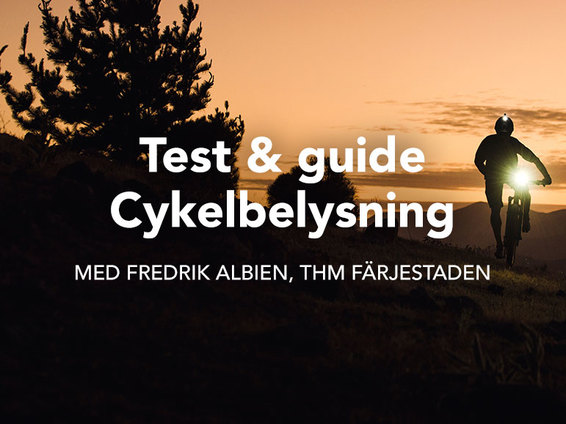 Test & Guide: Cykelbelysning